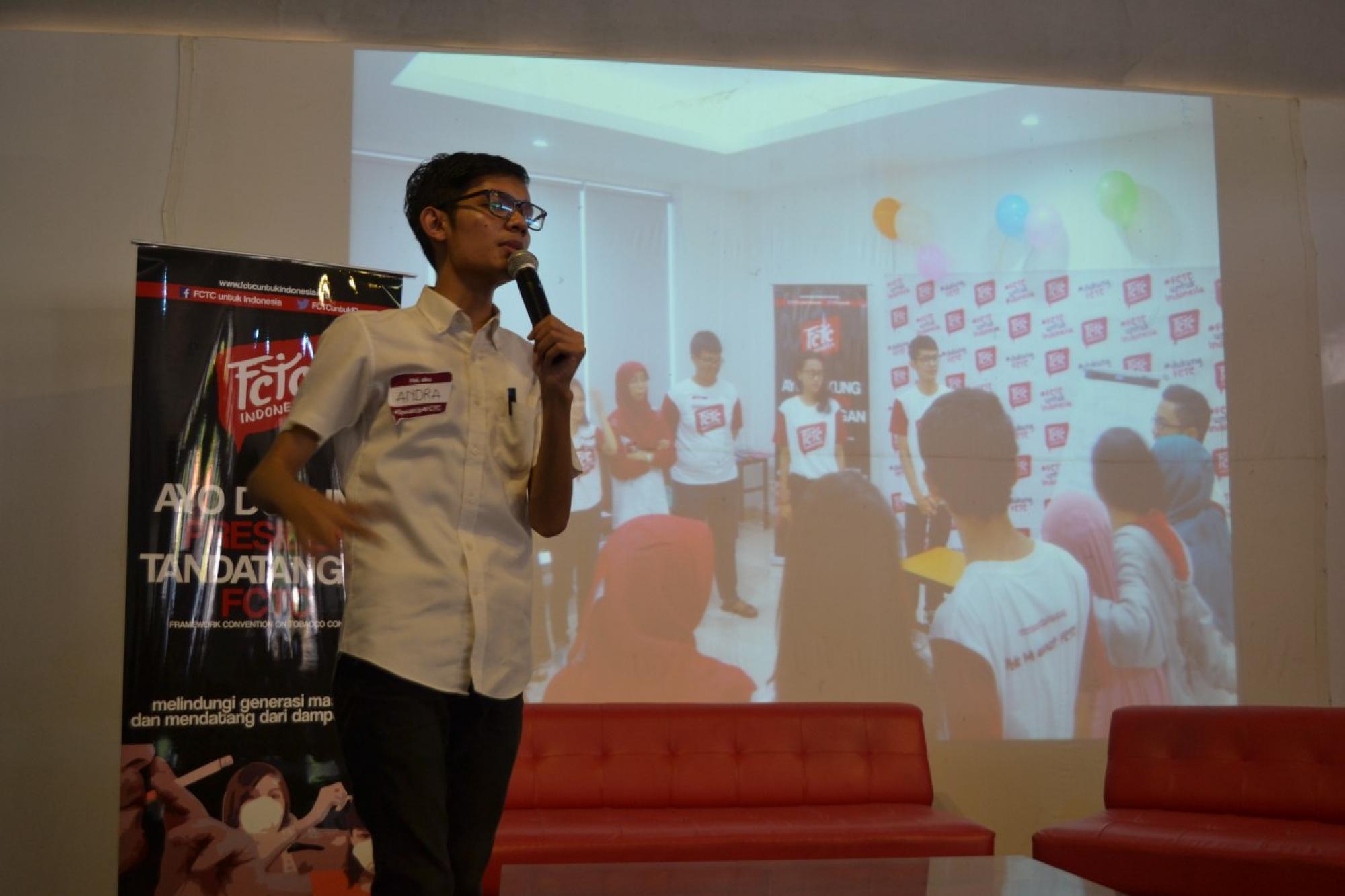 FCTC Untuk Indonesia