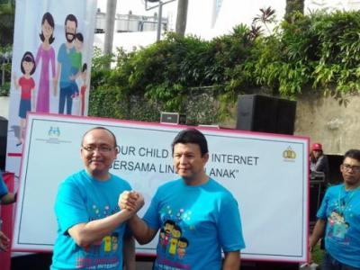 Pemerintah Godok Aturan Cegah Anak dari Kejahatan Internet