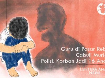 Guru di Pasar Rebo Cabuli Murid, Polisi: Korban Jadi 16 Anak