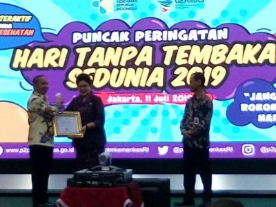 Susul Penghargaan dari Kemenkes RI, Lentera Anak Apresiasi Kabupaten Banggai dan Bekasi Dalam Melindungi Anak dari Iklan Rokok
