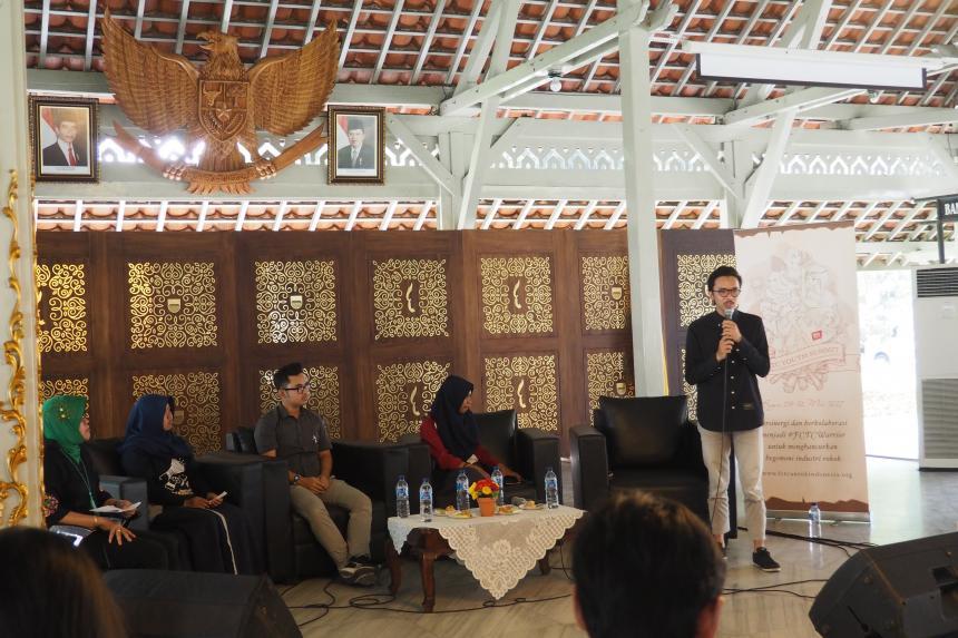 Deklarasi Anak Muda Bandung untuk Indonesia: Capai Bonus Demografi dengan Aksesi FCTC