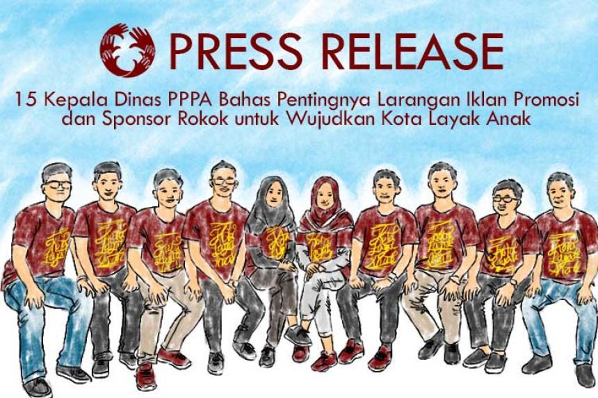 15 Kepala Dinas PPPA Bahas Pentingnya Larangan Iklan Promosi dan Sponsor Rokok untuk Wujudkan Kota Layak Anak