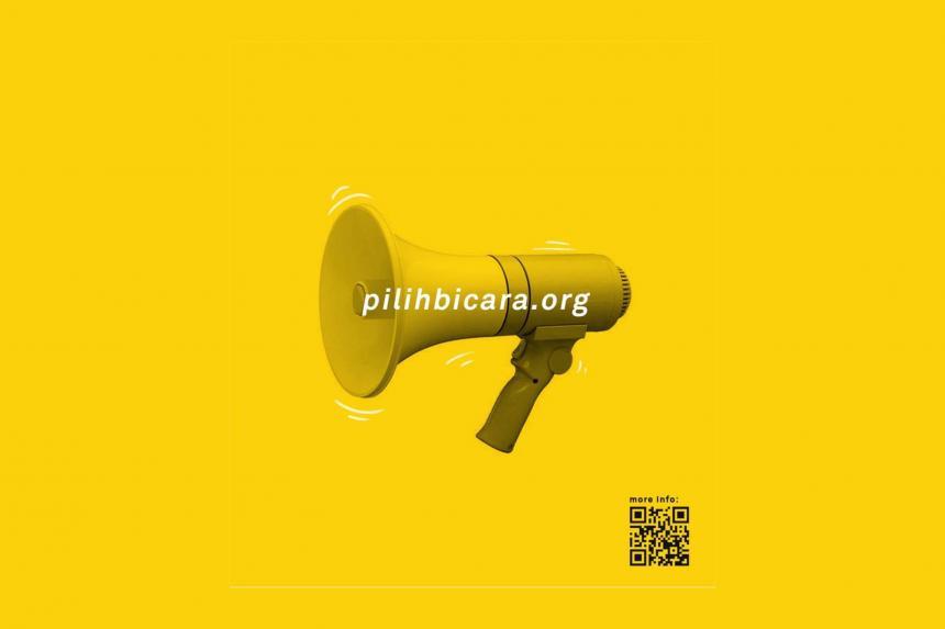 Kampanye #pilihbicara